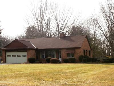 Wickliffe Single Family Home For Sale: 2122 Pine Ridge Dr