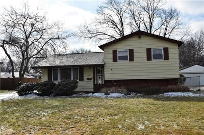 Single Family Home For Sale: 24289 Fairlawn Dr