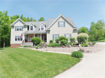 Chardon Single Family Home For Sale: 10655 Somerset Dr