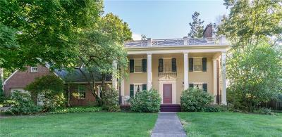 Single Family Home For Sale: 622 Overlook Dr