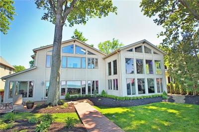 Cuyahoga County Single Family Home For Sale: 26822 Lake Rd