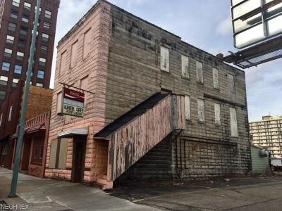 Stark County Commercial For Sale: 227 And 223 3rd St Northeast