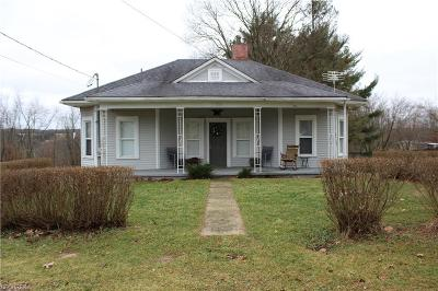 Single Family Home For Sale: 323 Foundry Hill Rd