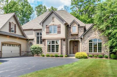 Geauga County Single Family Home For Sale: 8165 Devon Ct