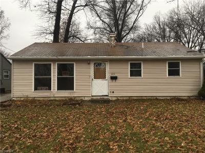 Minerva, Alliance, Homeworth, Salem, Sebring, Hartville, Louisville, Uniontown, Waynesburg Rental For Rent: 355 East Pennsylvania Ave