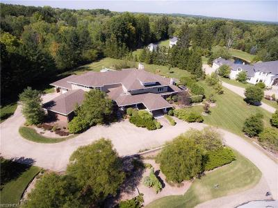 Cuyahoga County Single Family Home For Sale: 40 Brandon Ct