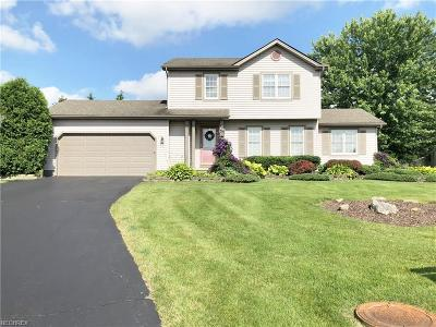 Austintown Single Family Home For Sale: 5667 Cider Mill Xing
