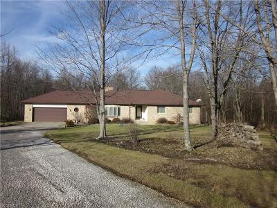 Ravenna Single Family Home For Sale: 8621 Cable Line Rd