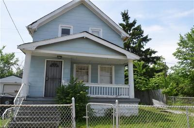 Cleveland Single Family Home For Sale: 13602 Horner Ave