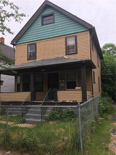 Cleveland Single Family Home For Sale: 11723 Forest Ave