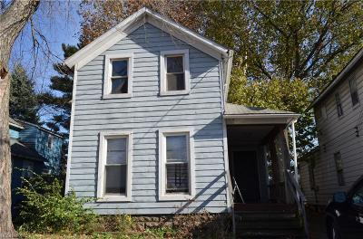 Cleveland Single Family Home For Sale: 4107 East 81st St