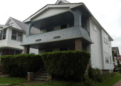 Cleveland Multi Family Home For Sale: 12800 Forest Ave