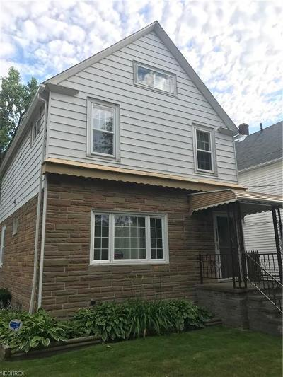 Cleveland Single Family Home For Sale: 1801 Willowdale Ave