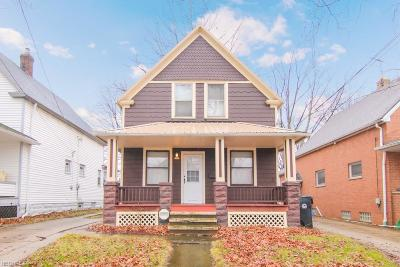 Cleveland Single Family Home For Sale: 3484 West 46th St