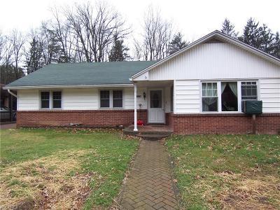 Marietta Single Family Home For Sale: 1007 Colegate Drive