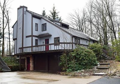 Geauga County Single Family Home For Sale: 7745 Hidden Valley Dr
