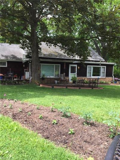 Single Family Home For Sale: 6210 Ravenna Rd