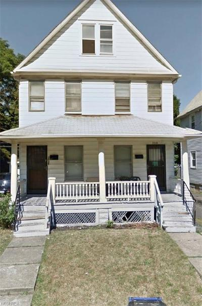 Cleveland Multi Family Home For Sale: 2628 East 122nd St
