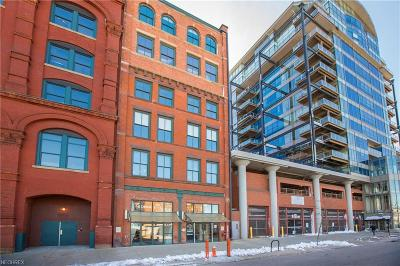 Condo/Townhouse For Sale: 635 West Lakeside Ave #303