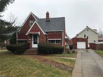 Cleveland Single Family Home For Sale: 1506 West Schaaf Rd
