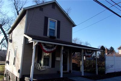Single Family Home For Sale: 445 South State St