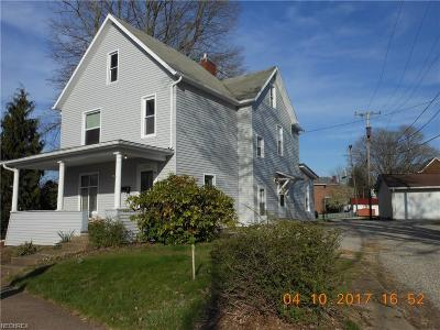 Guernsey County Multi Family Home For Sale: 308 Clark St