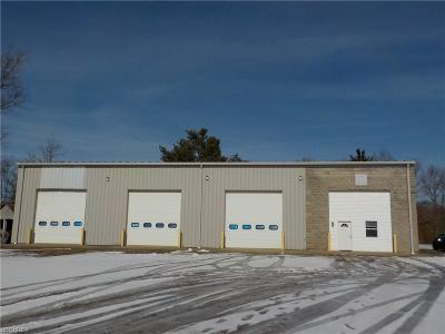 Licking County Commercial For Sale: 400 Hopewell Lane Ln