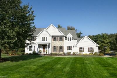 Chagrin Falls Single Family Home For Sale: 601 Doe Ct