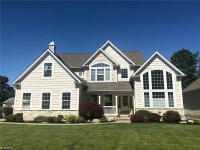 Willoughby Single Family Home For Sale: 2160 North Bay Dr