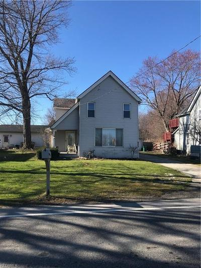 Painesville Township Single Family Home For Sale: 893 Richmond Rd