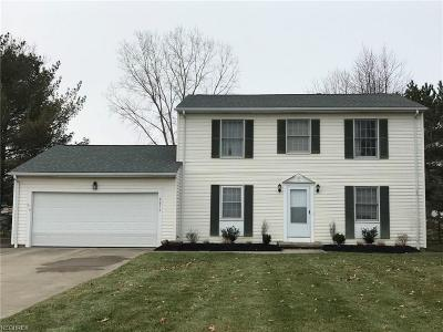 Strongsville Single Family Home For Sale: 8875 North Marks Rd