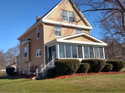 Boardman Multi Family Home For Sale: 382-384 Mathews Rd