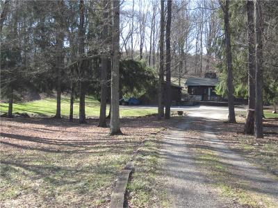 Single Family Home For Sale: 6585 Wayland Rd