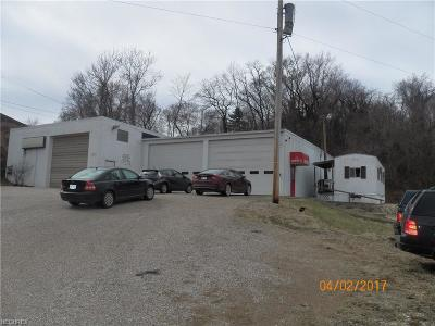 Muskingum County Commercial For Sale: 1437 Crown St