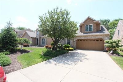 Strongsville Single Family Home For Sale: 14722 Windsor Castle Ln