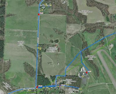 Muskingum County Commercial For Sale: 660 Hicks Rd