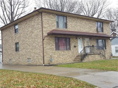 Euclid Multi Family Home For Sale: 24243 Wildwood Ave