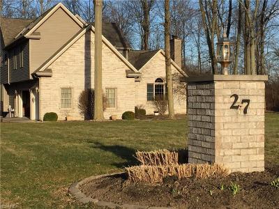 Huron County Single Family Home For Sale: 27 Cherdon Cir