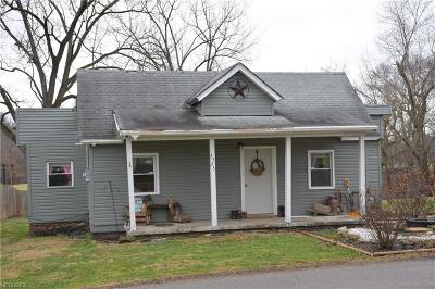 Zanesville Single Family Home For Sale: 3525 Darlington Dr