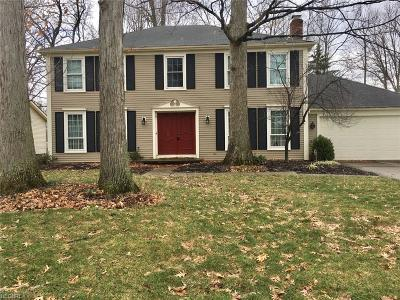 Strongsville Single Family Home For Sale: 20755 Forestwood Dr
