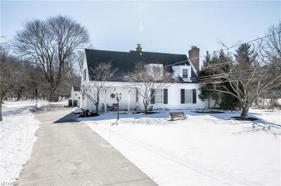 Moreland Hills Single Family Home For Sale: 31400 Jackson Rd
