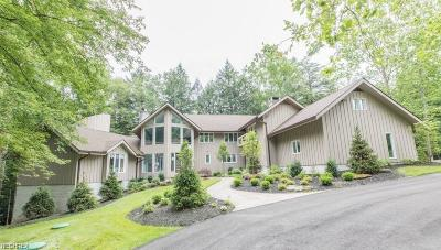 Hunting Valley Single Family Home For Sale: 117 Partridge Ln