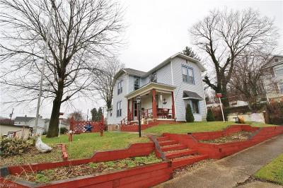 Muskingum County Single Family Home For Sale: 184 Main
