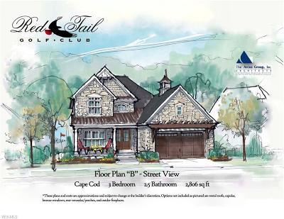 Avon Single Family Home For Sale: 4639 St. Joseph Way S/L 576