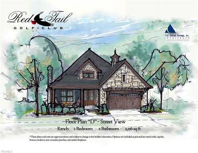 Avon Single Family Home For Sale: 4627 St. Joseph Way S/L 573