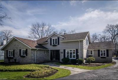 Shaker Heights Single Family Home For Sale: 22770 Canterbury Ln