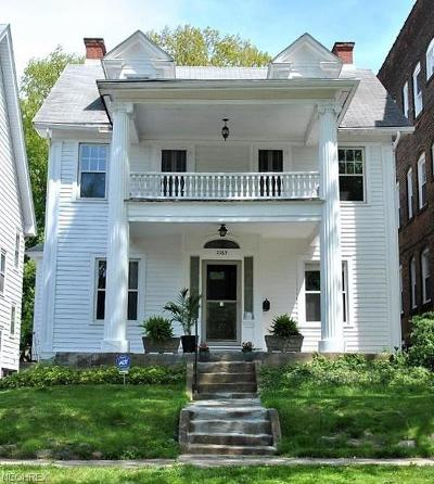 Cleveland Heights Single Family Home For Sale: 2265 Grandview Ave