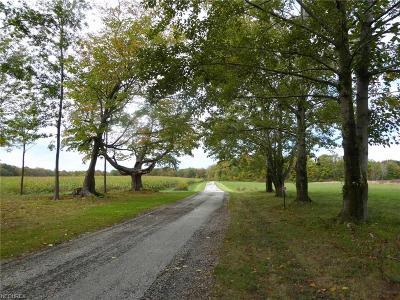 Chardon Single Family Home For Sale: 11570 Kile Rd