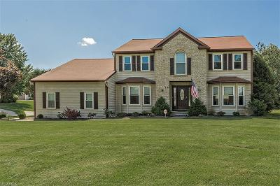 Solon Single Family Home For Sale: 6150 Liberty Rd