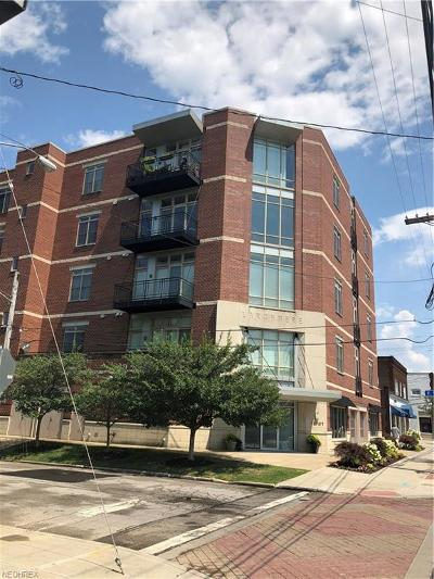 Cleveland Condo/Townhouse For Sale: 12701 Larchmere Blvd #2A